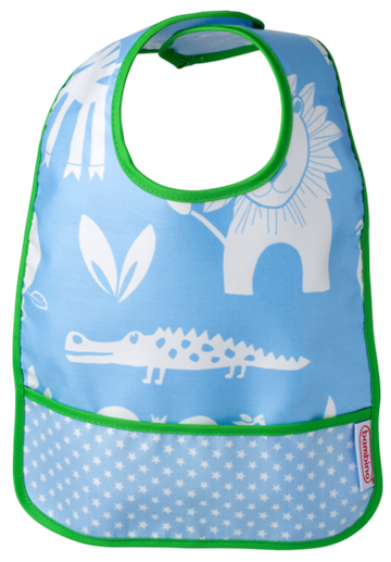 Bambino Easy wipe! BIB blue