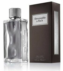 Abercrombie & Fitch First Instinct Men EDT Spray 100ml