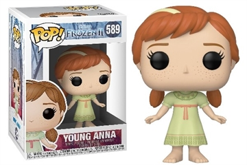 Funko POP Frozen 2 Anna young #589