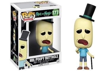 POP R&M Mr. Poopy Butthole