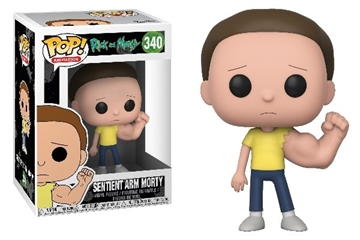 POP R&M Sentinent Arm Morty