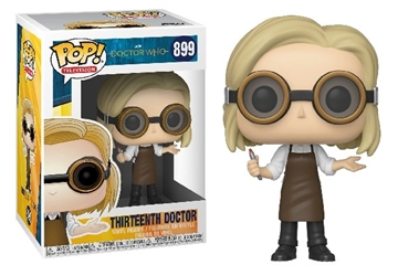 POP TV Doctor Who 13th med goggles