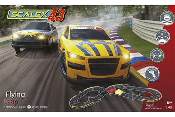 Scalextric Scalex43 - Flying Leap Set