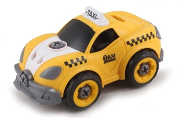 Contruck Taxi R/C Diy With Sound