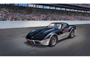 Revell 78 Corvette Indy Pace Car 1:24