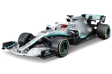 F1 Mercedes Benz AMG W10 R/C 2,4GHz, Li-ion + USB