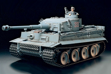 1/16 R/C TIGER 1 w/Option Kit