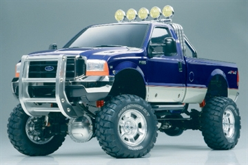 1/10 R/C Ford F-350 High-lift