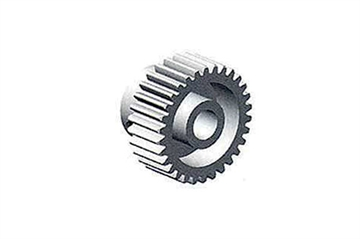 04 H. Coated Alu. Pinion 33T