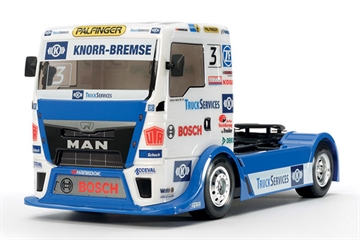 1/14 R/C Team Hahn MAN TGS (TT-01E)