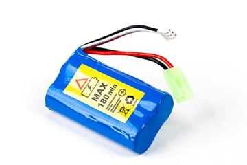 Battery Li-ion 7,4V 1200mAh for 534464