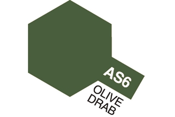 AS-6 Olive Drab(USAAF)