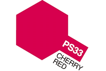 PS-33 Cherry Red