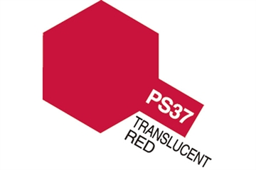 PS-37 Translucent Red