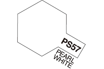 PS-57 Pearl White