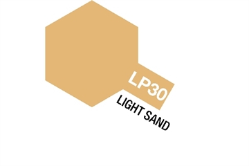 Tamiya Lacquer Paint LP-30 Light Sand