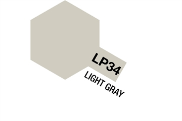 Tamiya Lacquer Paint LP-34 Light Gray