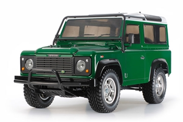1/10 R/C Land Rover Defender 90 (CC-01)