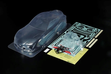 1:10 Scale R/C TOYOTA GR Supra Body Parts Set