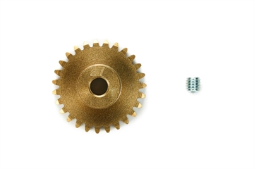 06 Module Hard Coated Aluminum Pinion Gear (27T)
