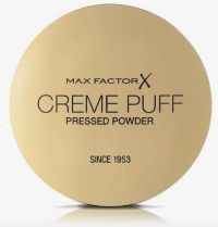 Max Factor Crème Puff Powder Compact Foundation-Make-up Behälter Puder