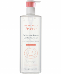 Avene Gentle Shower Gel Showergel Unisex Krop 500 ml