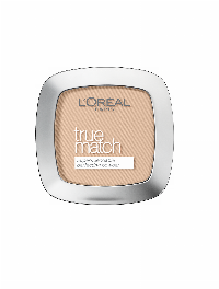 L'Oreal Paris Make-Up Designer True Match Powder - C1 Ivory Rose ansigtspudder 1