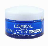 L'Oreal Paris Skin Expert Triple Active natcreme 50 ml