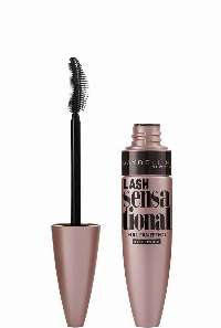 Maybelline Lash Sensational - Black waterproof - Mascara mascara til øjenvipper 9,5 ml