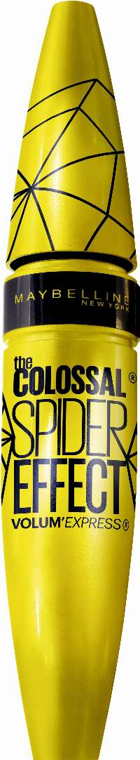 Maybelline Mascara Colossal Volum Express Spider Effect Black