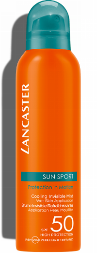 Lancaster Sun Sport Cooling Invisible Mist SPF50 200ml High Protection
