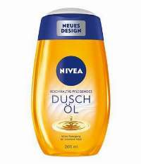 NIVEA 80828 massageolie 200 ml