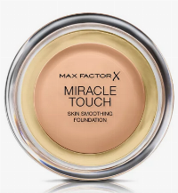 Max Factor Miracle Touch foundation Krukke Pulver
