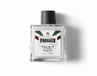 PRORASO WHITE AFTERSHAVE BALM SENSITIVE 100ML