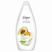 Dove Invigorating Ritual 500ml Showergel Unisex Krop
