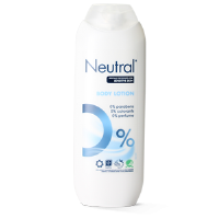 Neutral 0% bodylotion 250 ml Fugte, Plejende