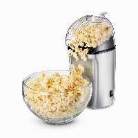 Princess Popcorn Maker Transparent lid - Butter cup